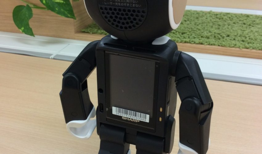 ロボホン robohon ロボット6